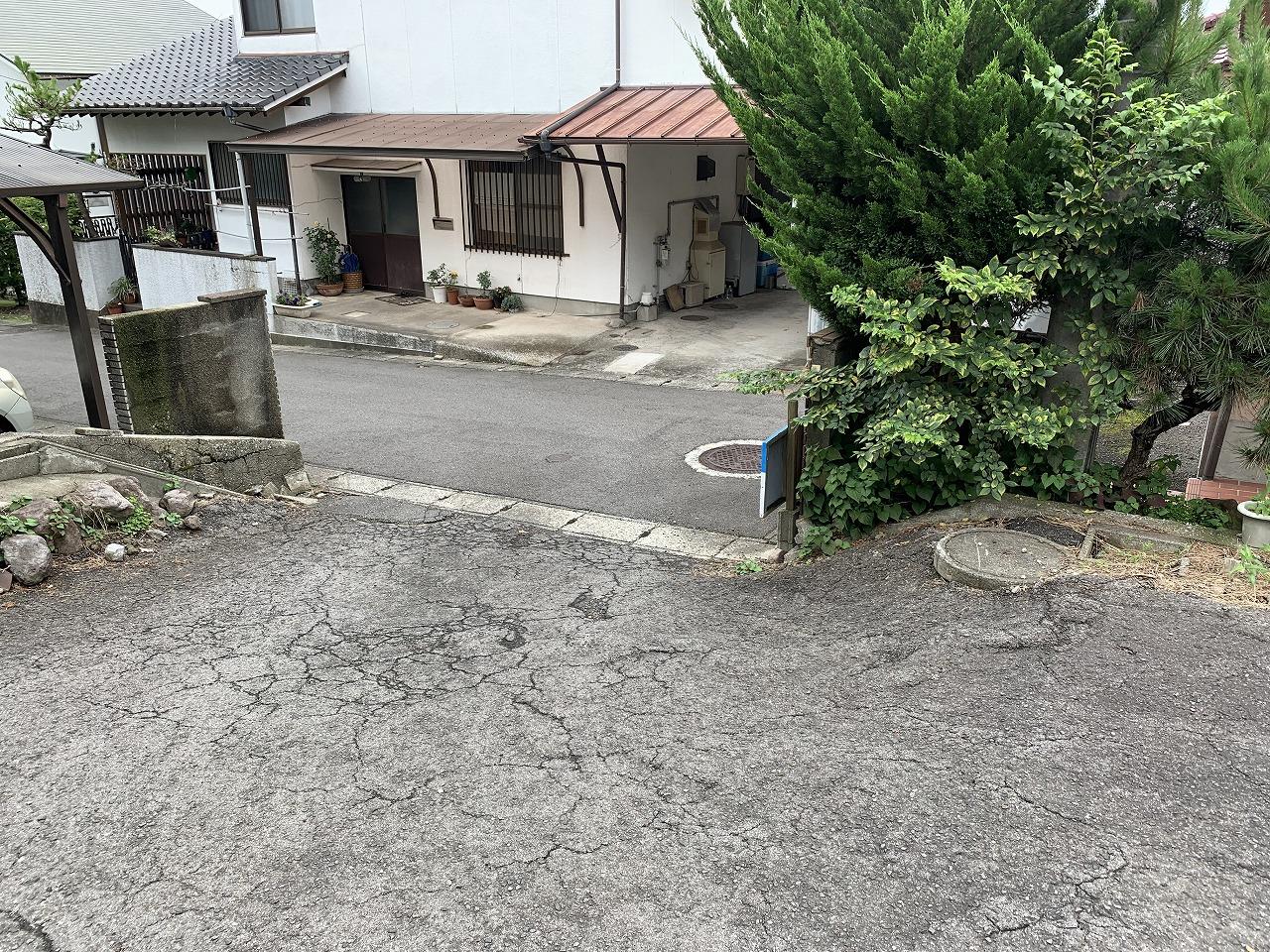 売土地・別府市扇山