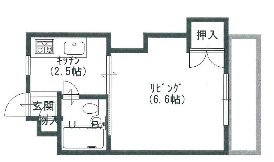 貸アパート・別府市中須賀東町