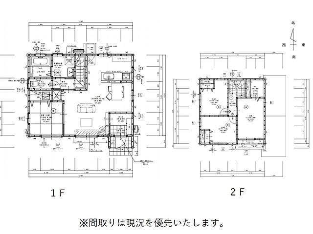 売新築住宅・別府市朝日ケ丘