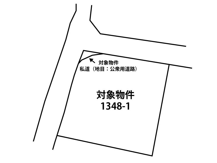 売土地・別府市中須賀元町
